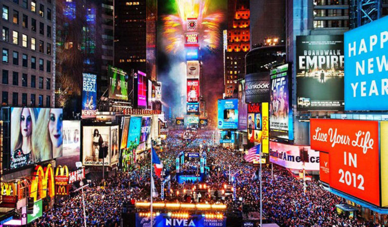 One of the plots stopped by law enforcement in 2019 was an attack on Times Square by 22-year old Ashiqul Alam (Photo: Wikimedia Commons)