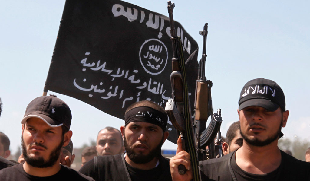 Jihad fighters in Syria (Photo: Reuters)