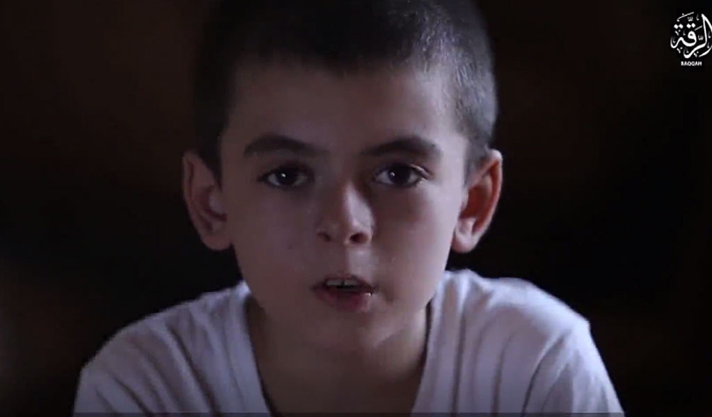 10-year old Yusuf, an American boy who appeared in an ISIS video threatening Trump and the U.S.