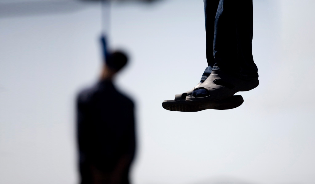 An execution in Iran