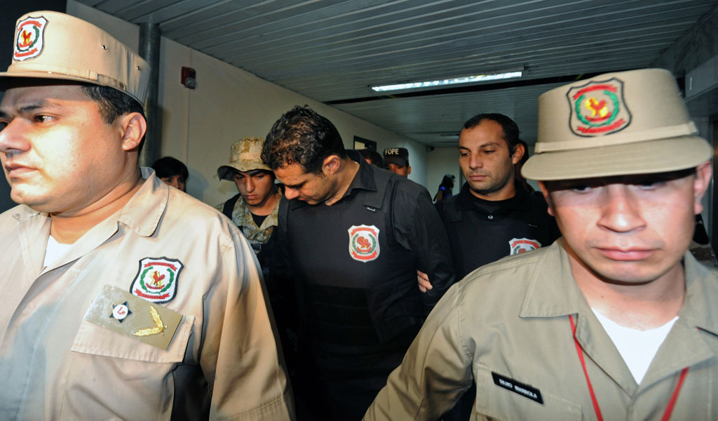 Peruvian authorities have been holding Lebanese national Muhammad Ghaleb Hamdar for suspected ties to Hezbollah since 2014