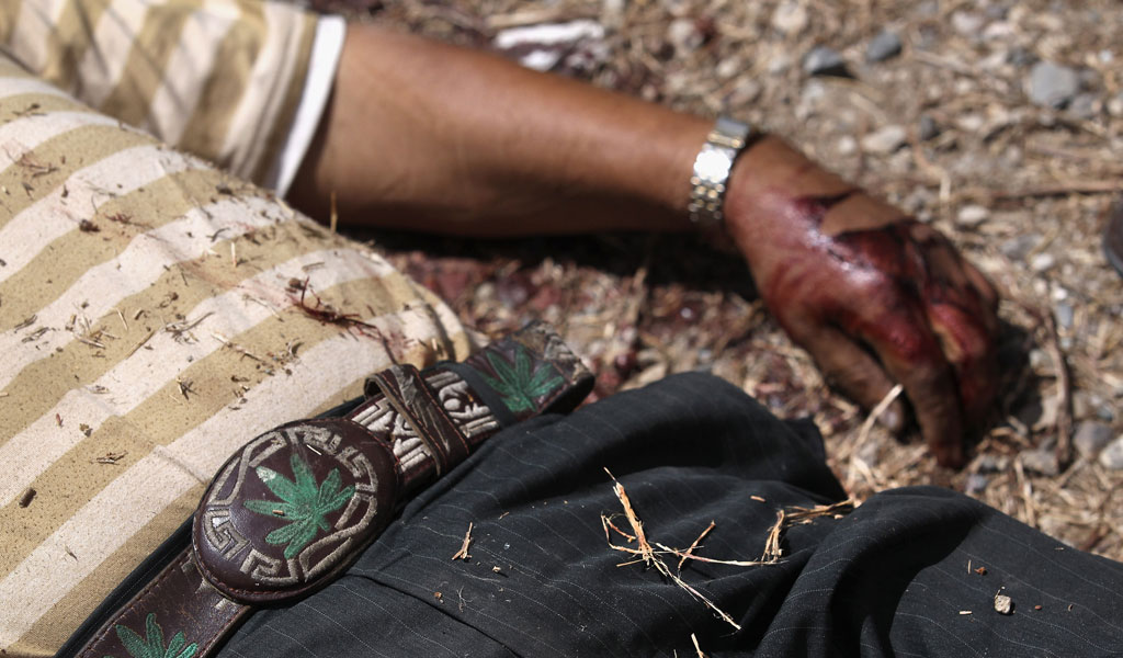 Mexican Drug Cartels Beheading