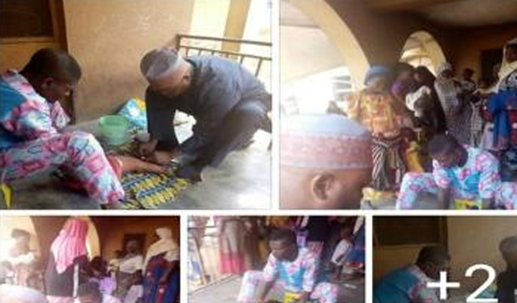 From Alhaji Adebayo's post offering an 8-day 'special' on FGM services