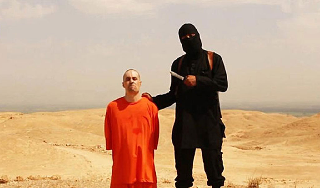 'Jihadi John' beheads American journalist James Foley