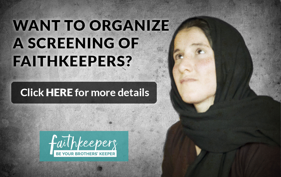 Host a screening of Clarion's film Faithkeepers: https://faithkeepers.clarionproject.org/host-a-screening/