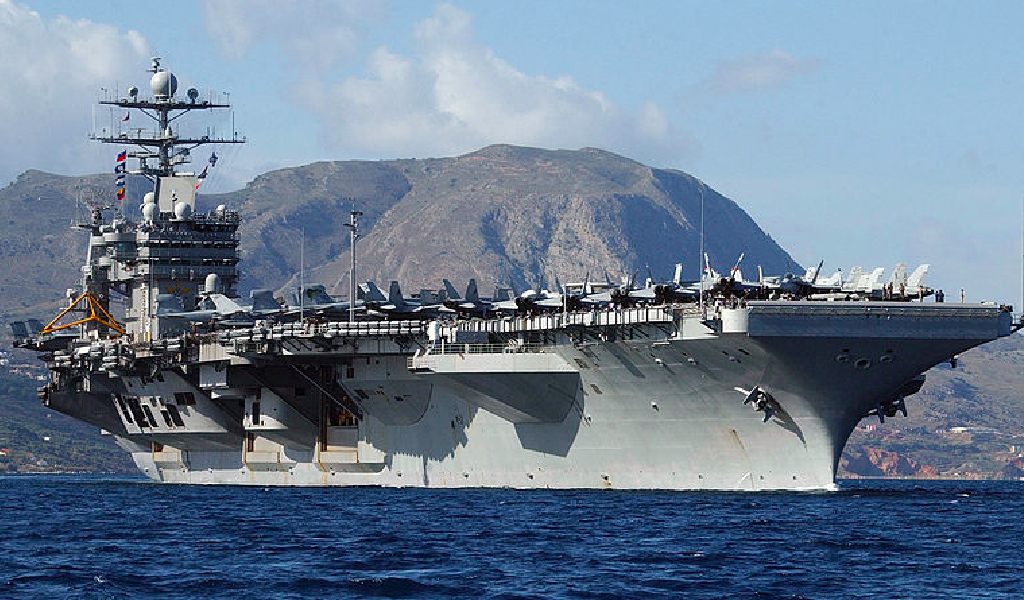 The USS Harry Truman. (Photo: Wikimedia Commons)