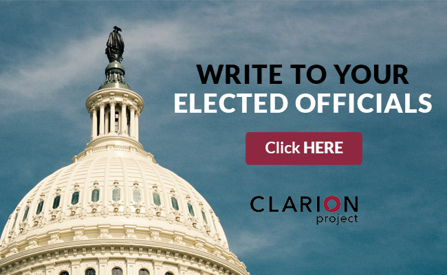 Write to your elected officials