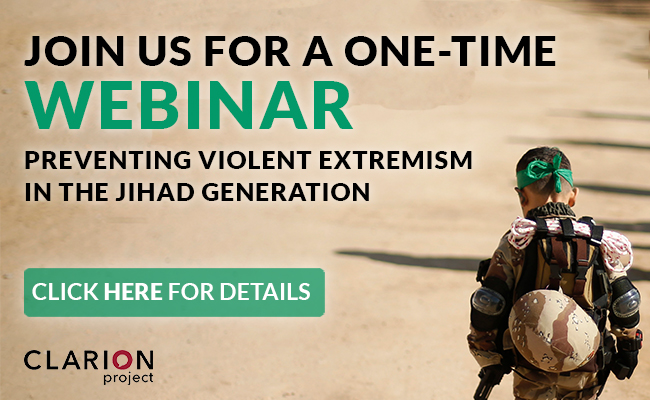 Join our webinar on preventing violent extremism.