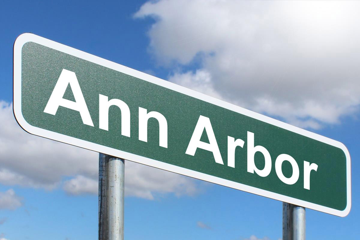 Ann Arbor road sign (Photo: Nick Youngson CC BY-SA 3.0 Alpha Stock Images)