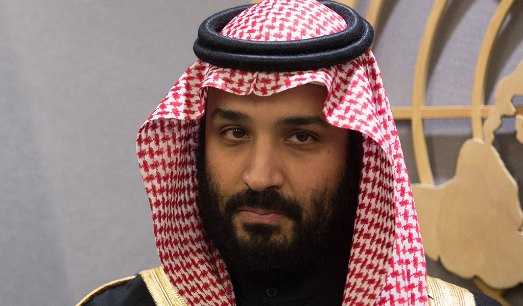 Mohammed bin Salman, crown prince of Saudi Arabia, is believed to set Saudi policy now (Photo: BRYAN R. SMITH/AFP/ Getty Images)