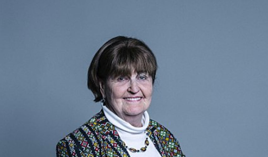 Baroness Caroline Cox (Photo: WIkinedia Commons/Chris McAndrew/CC 3.0)