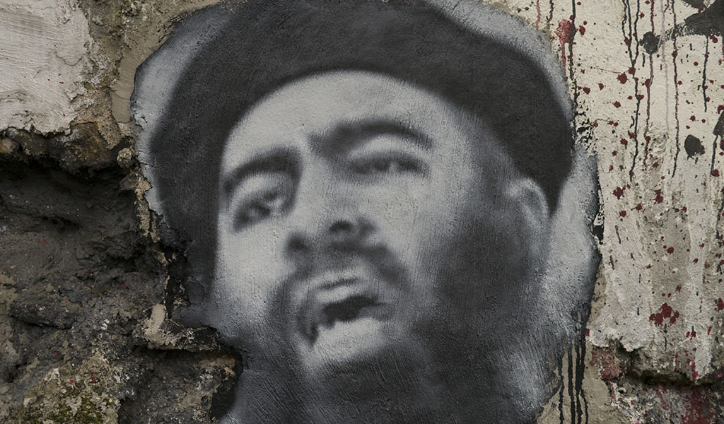 ISIS chief Abu-Bakr-al-Baghdadi (Photo: Thierry Ehrmann / Flickr - https://creativecommons.org/licenses/by/2.0/)