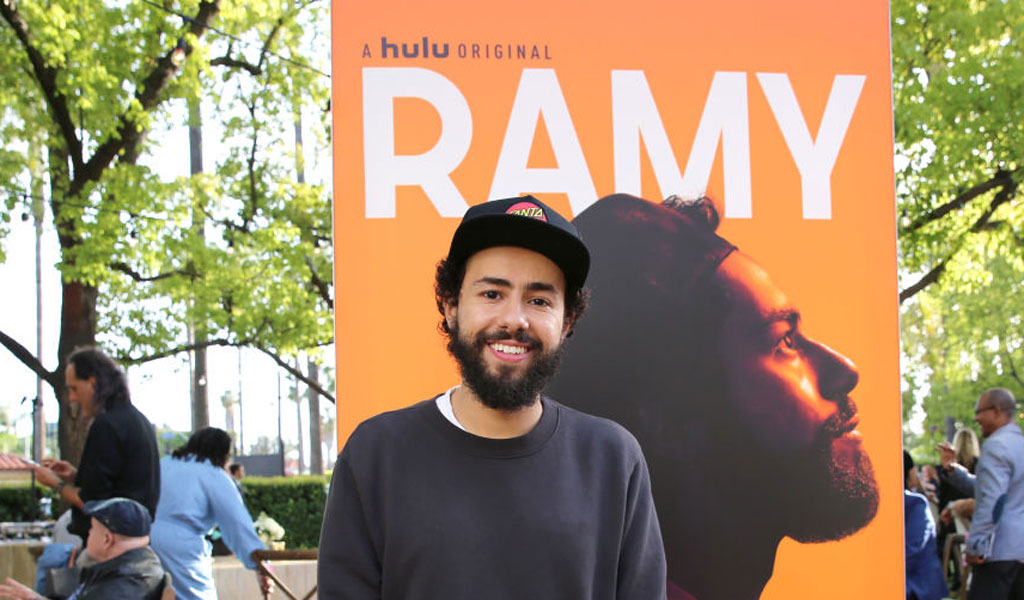 Ramy Youssef at the 2019 Deadline Contenders Hulu Reception at Paramount Theater in Hollywood, California. (Photo: Rachel Murray/Getty Images for Hulu)