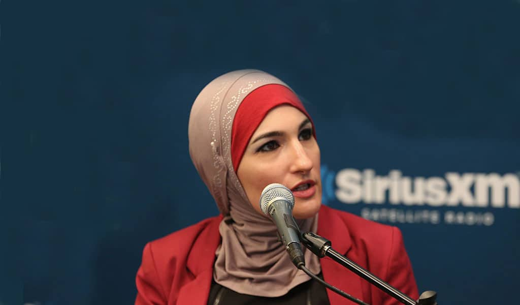 Linda Sarsour (Photo: Robin Marchant/Getty Images)