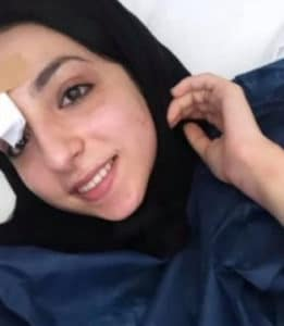 Isra Gharib, the victim of the Palestinian honor killing (Photo: social media)