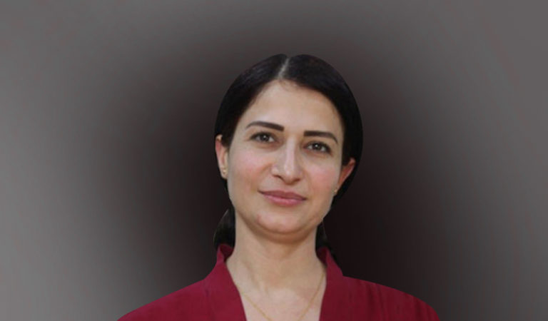 Hevrin Khalaf (Photo: Twitter)