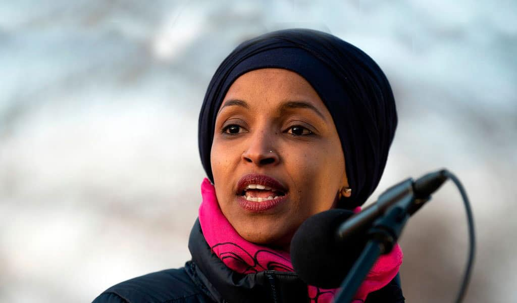 At least three federal agencies are investigating Ilhan Omar, congresswoman from Minnesota (Photo: JIM WATSON/AFP via Getty Images)