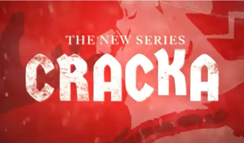 Promo material for 'Cracka,' a new TV show to be released by Amazon in the fall that imagines a world where whites are enslaved by blacks
