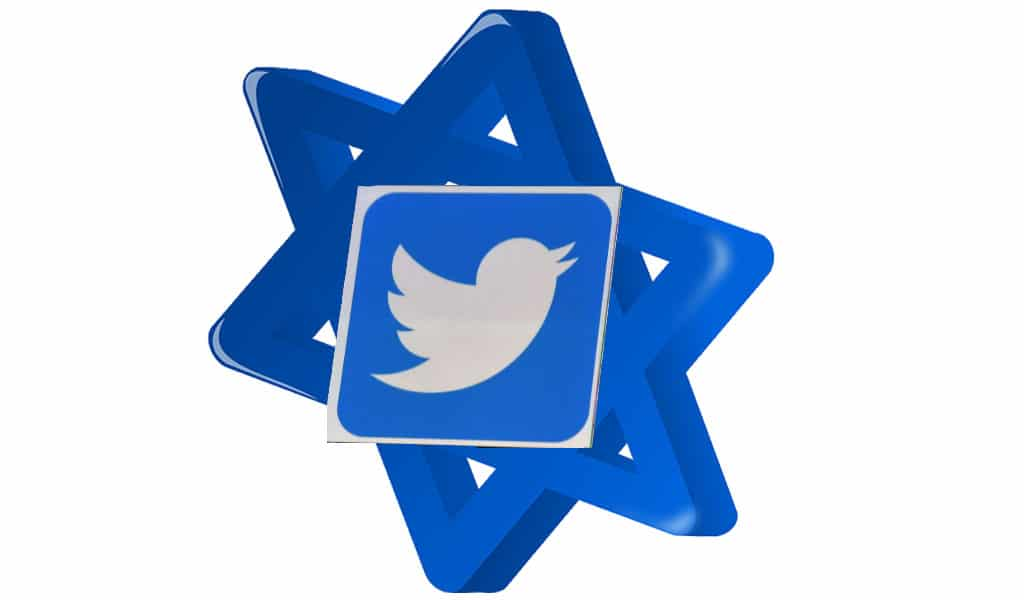 Twitter is now banning accounts with the Jewish Star of David (Clarion Project)