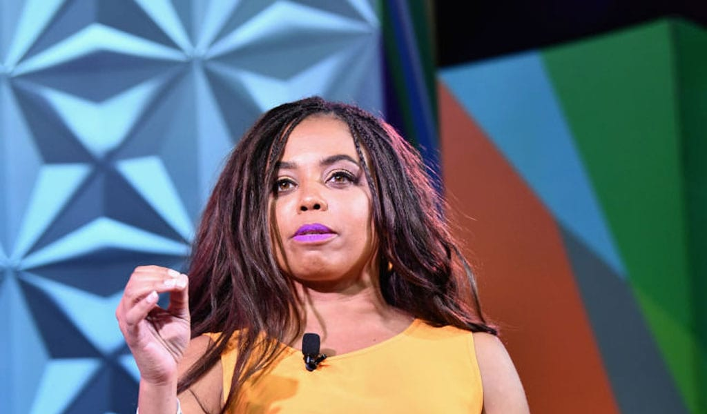 Jemele Hill (Photo: Emma McIntyre/Getty Images for BET)