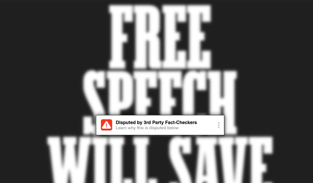 Pop-up message on an article advocating for the dimishment of American free speech right published by the New York Times (Photo: Screenshot)