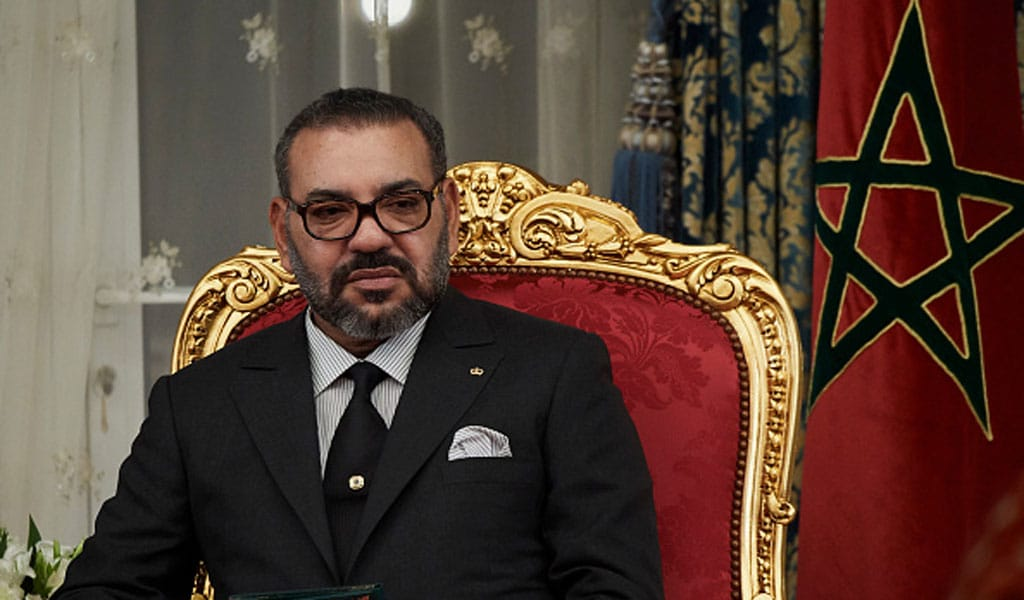 King of Morocco Mohammed VI (Photo: Carlos Alvarez/Getty Images)