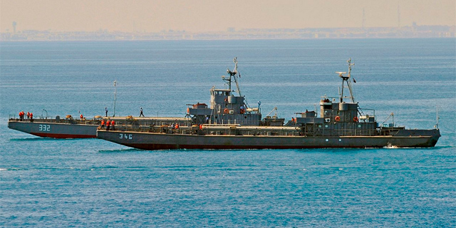 Islamic State Hijacks Egyptian Naval Missile Ship