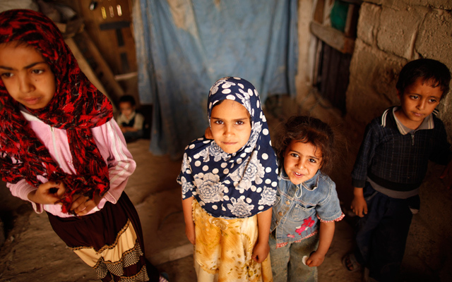 child marriage in yemen essay Nujood is set on fighting child marriage in yemen when she grows up but with an estimated half of all brides aged below 18 and many families hoping to alleviate poverty with dowries, she faces a.