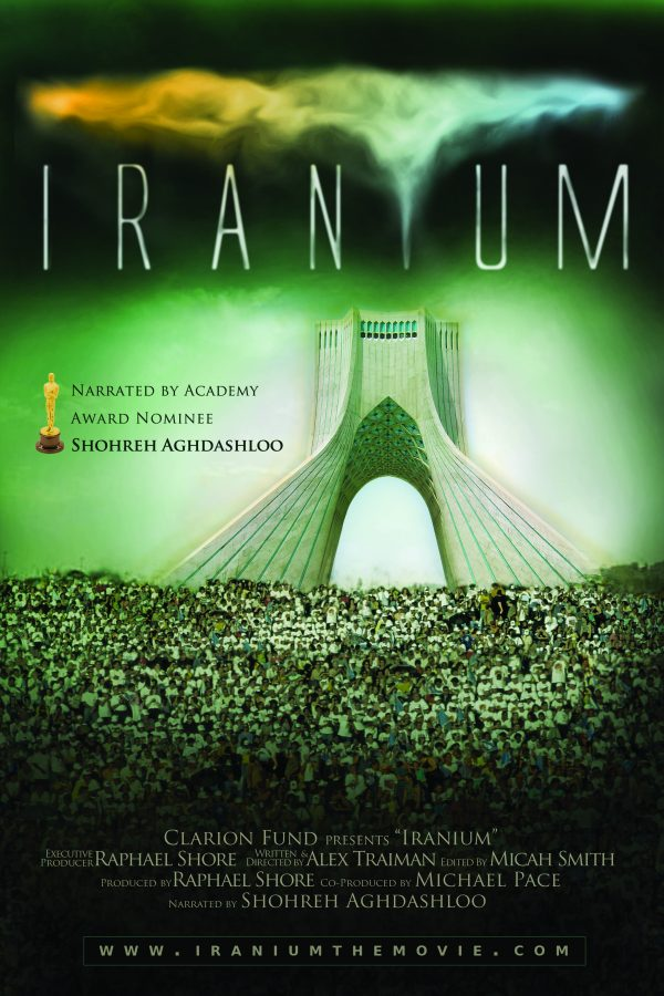 Iranium – A timely & powerful documentary presenting the danger posed to the free world by a nuclear Iran.