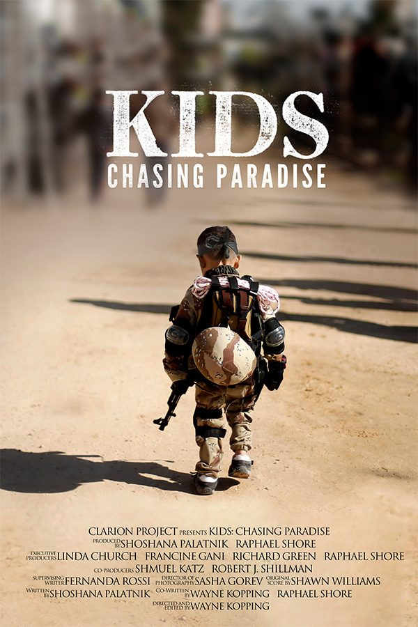 Kids: Chasing Paradise - a powerful new documentary film that exposes the radicalization of children by Islamist extremists